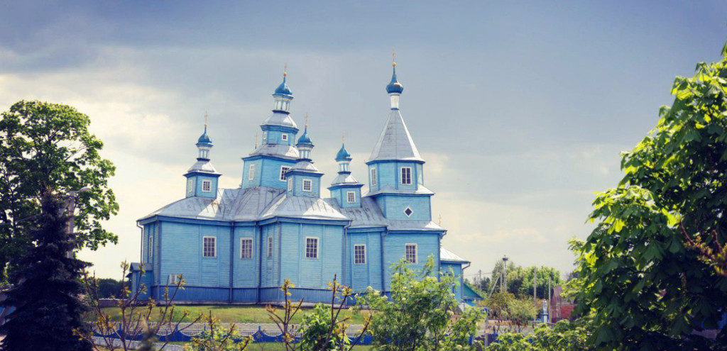 Приход храма Святителя Николая Чудотворца аг.Кожан-Городок